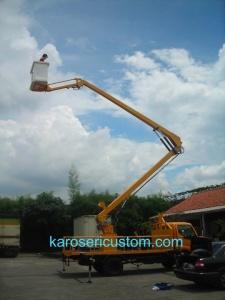 Karoseri AWP aerial work platform